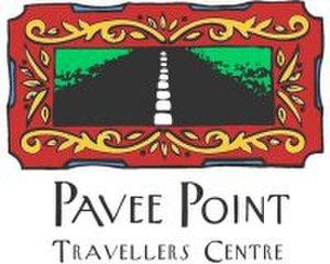 Pavee Point - Image: Pavee Point Logo