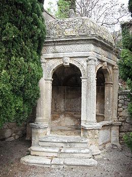 fontaine du jardin