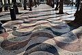Paviment de l'Esplanada, Alacant.JPG
