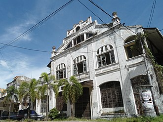 Padang - Old Town Padang