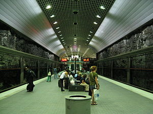 Peachtree Center station - Image: Peachtree Center MARTA Station