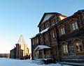 Pechenga Monastery buildings (2014).jpg