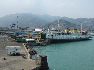 Ferry To Samosir Island