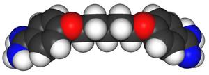 Pentamidine - Image: Pentamidine sf