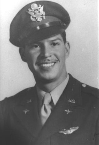 Hispanics in the United States Air Force - Lt. Oscar Francis Perdomo