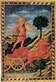 Pesellino. Silius Italicus De bello punico. Manuscript (Lat. XII. 68), ca 1450, Biblioteca Nazionale Marciana, Venice.jpg