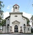 Petřvald, kostel sv. Jindřicha se šesti sochami a křížová cesta (10).JPG