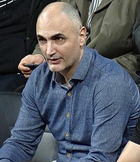 Macedonian basketball player