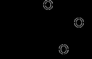 Phenylglyoxylic acid - Image: Phenylglyoxalic acid