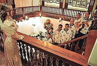 Philippine folk music