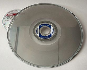 Philips Consumer Lifestyle - Philips optical disk