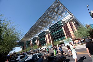 Phoenix Comicon - The Phoenix Convention Center has hosted the annual convention since 2010.