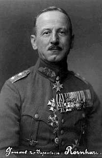 Walther Reinhardt German general