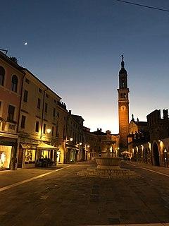 Thiene Comune in Veneto, Italy