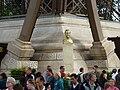 Pier Sud, tour Eiffel, August 2012.jpg