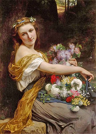 Chimei Museum - Pierre Auguste Cot Dionysia (1870)