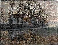 Piet Mondriaan - Farm near Duivendrecht - 0334321 - Kunstmuseum Den Haag.jpg