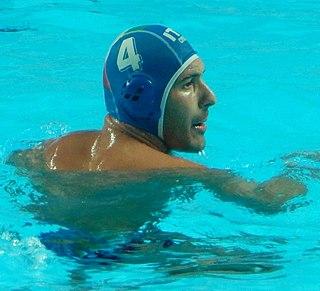 Pietro Figlioli Italian water polo player