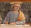 Pietro Perugino, ultima cena, 1493-96, 08.JPG