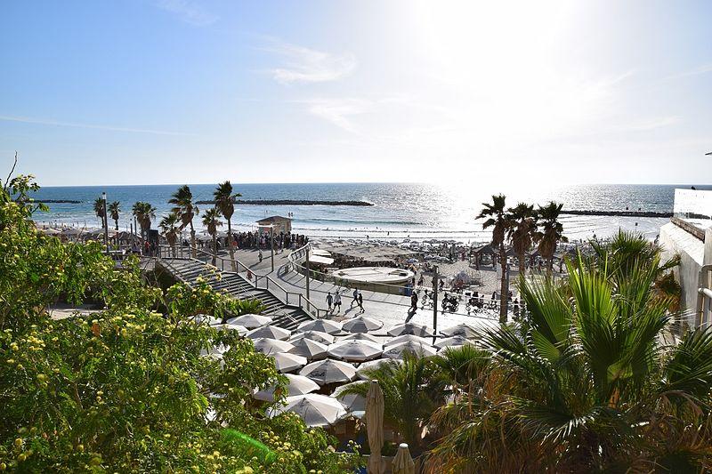 חוף פרישמן,תל אביב