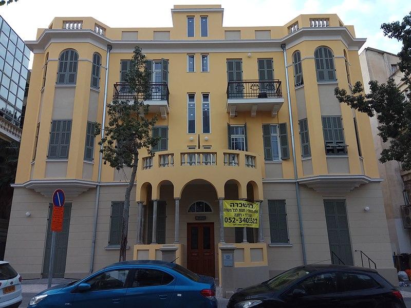 בית סטרלינג בתל אביב