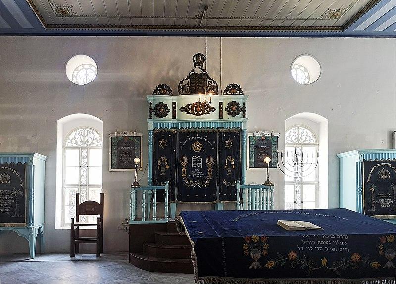 בית הכנסת במקוה ישראל