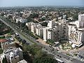 PikiWiki Israel 7457 Ramat Hasharon from the top of tops.JPG