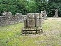Pillar at Shap Abbey - geograph.org.uk - 502812.jpg