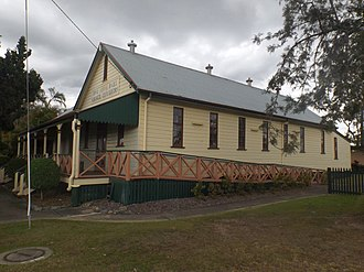 Pine Rivers Shire Hall - Building in 2016