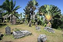 Madagascar-Arab and European contacts-Pirates Cemetery Ile Ste Marie Madagascar