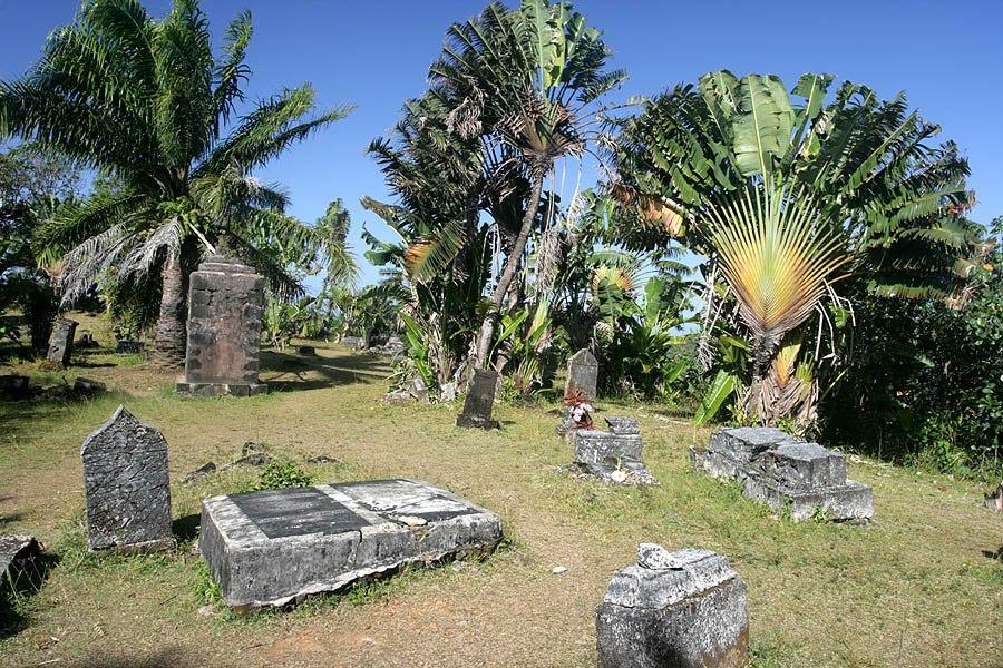 Pirates Cemetery Ile Ste Marie Madagascar