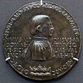 Pisanello, medaglia di alfonso V, 1448 ca..JPG