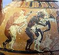 Pittore di timiades, anfora tirrenica con animali, figure mitologiche e scene erotiche, da tharros (cabras), 570-60 ac ca. 03.JPG
