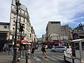 Place Blanche & Rue Lepic, Paris 10 August 2015.jpg