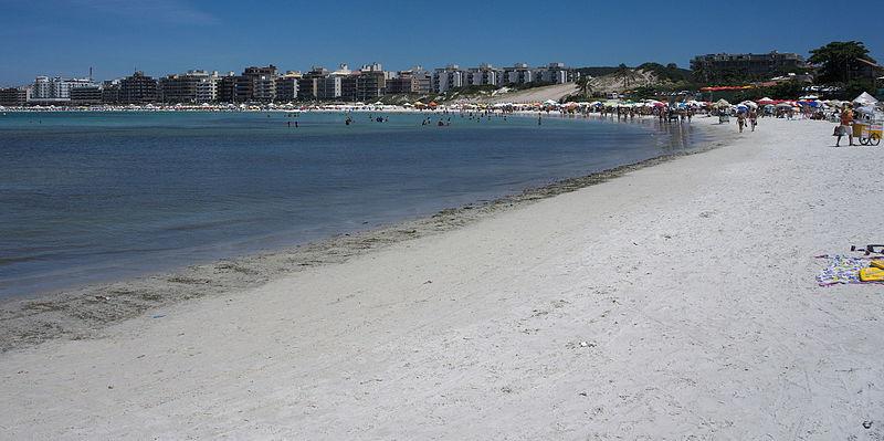 Praias do Rio de Janeiro agora