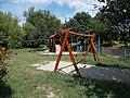 Playground close to Felleg Street, 2020 Budaörs.jpg