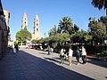 Plaza Principal, San Luis de la Paz, Guanajuato - Atardecer.jpg