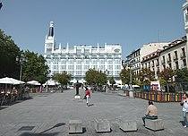 Plaza de Santa Ana (Madrid) 02.jpg
