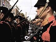 Plein 1813Korps mariniers.