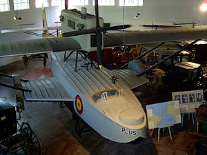 "Dornier Do J - Spanish Dornier Do J ""Plus Ultra"" in Luján Museum in Buenos Aires, Argentina."