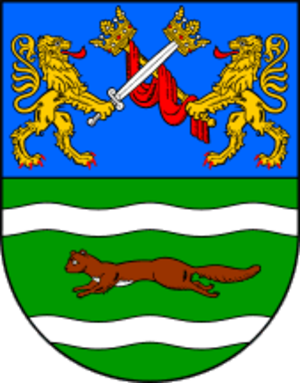 Požega-Slavonia County - Image: Požega Slavonia County coat of arms