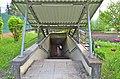 Poertschach Fussgaenger-Unterfuehrung der Rudolfsbahn II an der L73 09052013 442.jpg