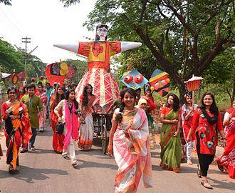Chittagong University of Engineering & Technology - Pahela Boishakh celebration