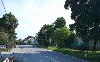 Opacz - Image: Poland. Gmina Konstancin Jeziorna. Opacz 002