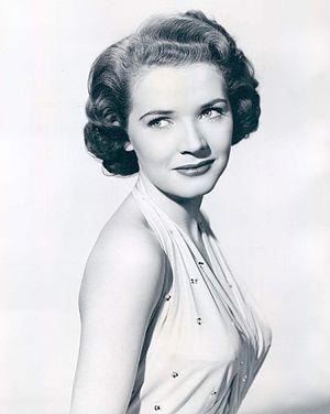Polly Bergen - Bergen in 1953