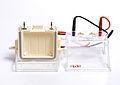 Polyacrylamid gel electrophoresis apparatus-02.jpg