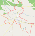 Poniec location map.png