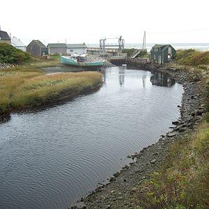 Port Maitland, Nova Scotia - Port Maitland