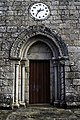 Portal oeste da igrexa de San Xián de Romai.jpg