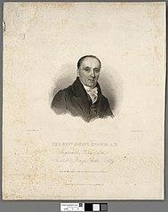 The Revd. Joseph Hughes, A.M